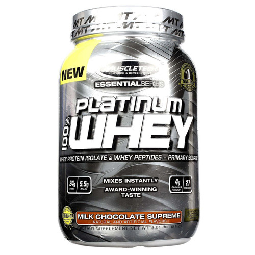 Clearance Platinum 100% Whey 2lb Muscletech