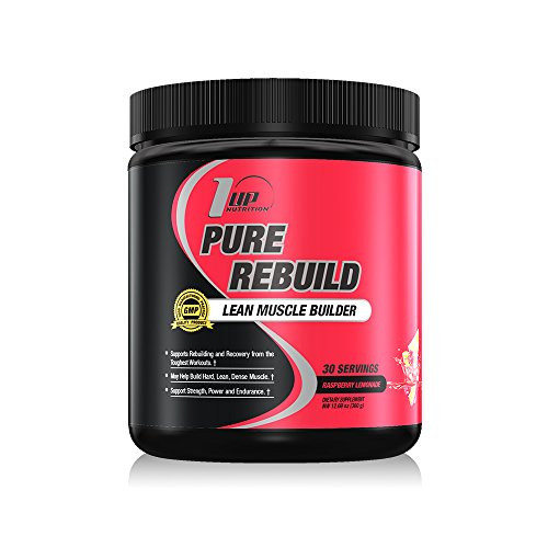 Clearance Pure Rebuild 30sv 1Up Nutrition