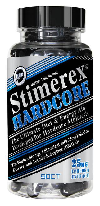 Stimerex Hardcore With DMHA