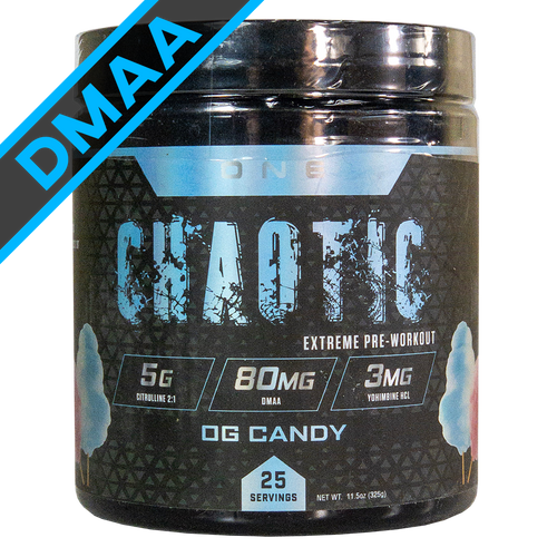 Chaotic with DMAA by O N E