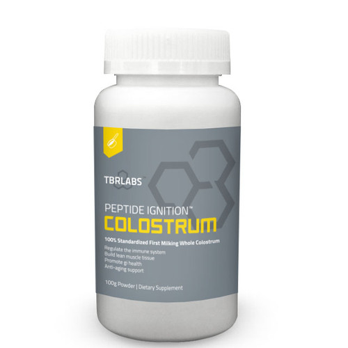 Standard Colostrum Powder 100g Total Body Research Labs