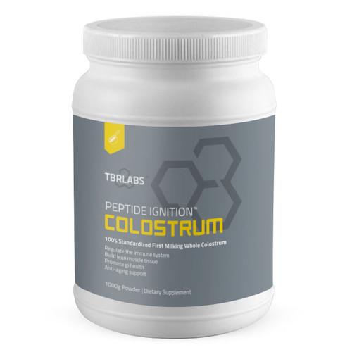 Bulk Colostrum Powder 1000g Total Body Research Labs