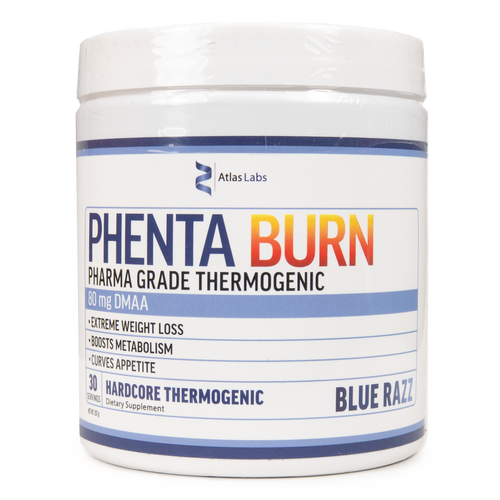 Phenta Burn with DMAA by Atlas Labs