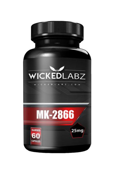 MK-2866 Ostarine 60ct by Wicked Nutrition
