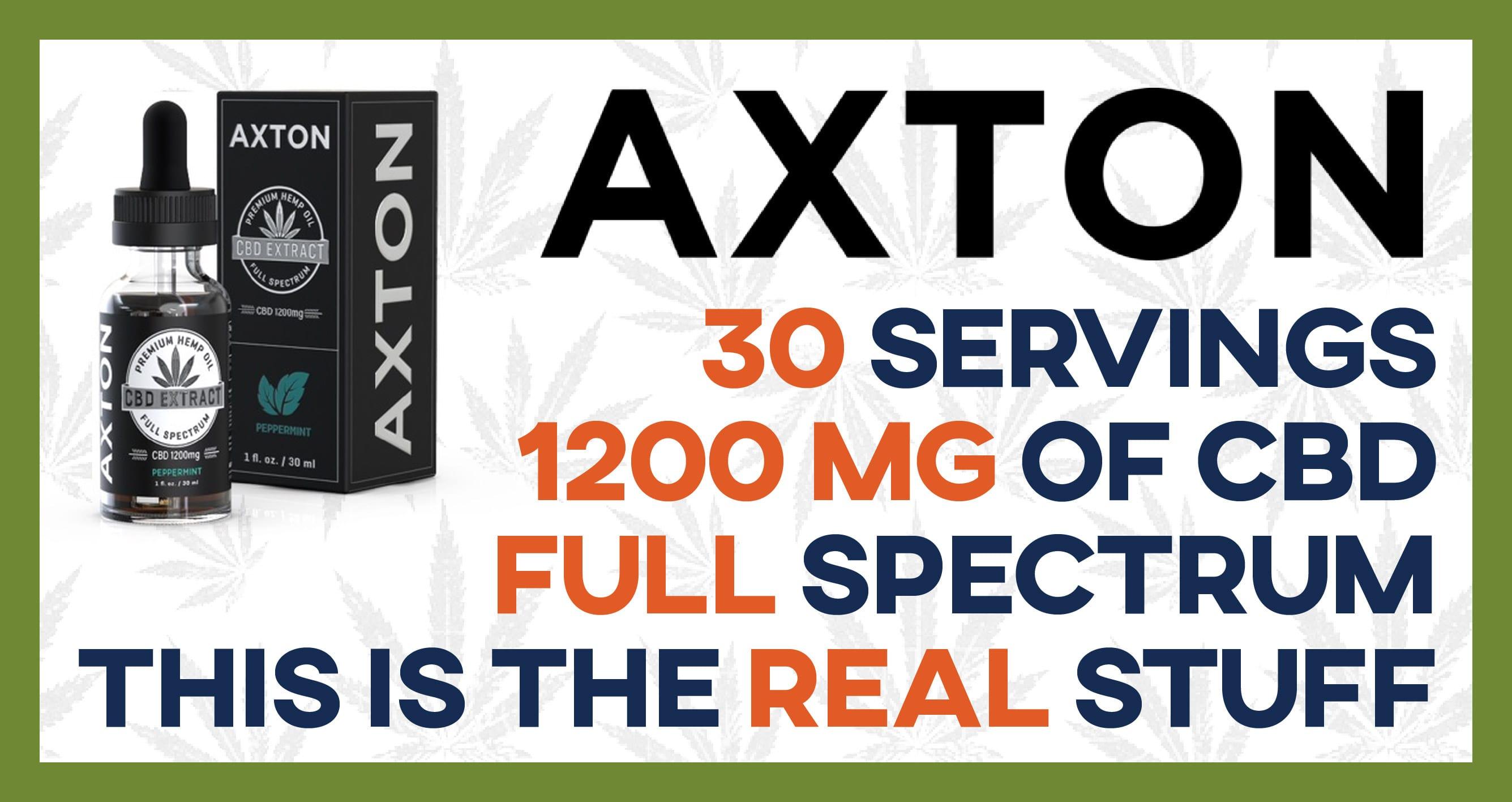 Axton CBD