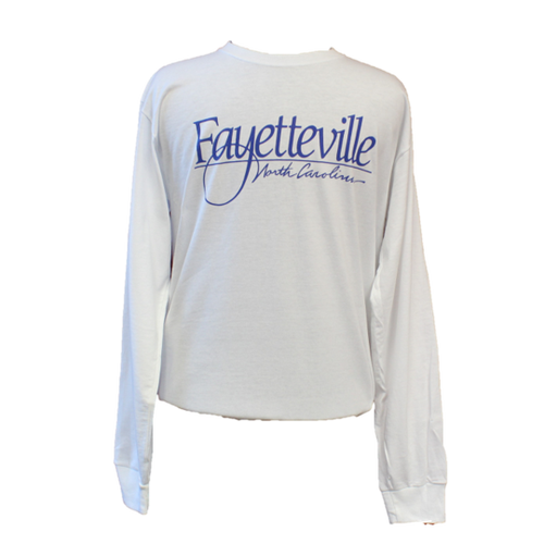 Fayetteville North Carolina Long Sleeve T-Shirt
