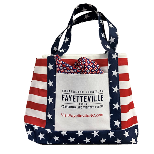 Fayetteville Area Convention & Visitors Bureau Tote