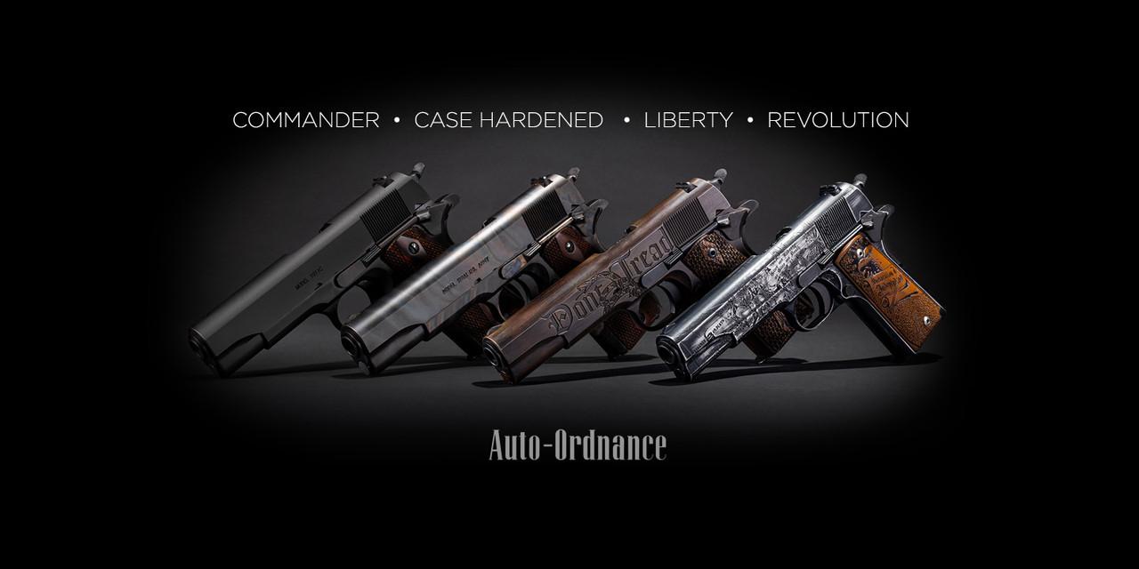 Auto-Ordnance 1911s