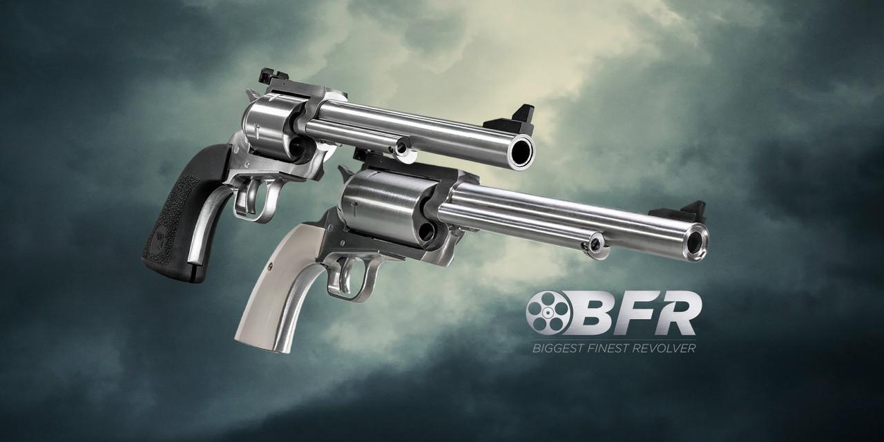 BFR - Big Finest Revolver