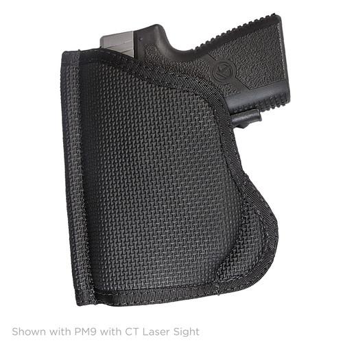 DeSantis Nemesis pocket holster for Crimson Trace Laser Sight