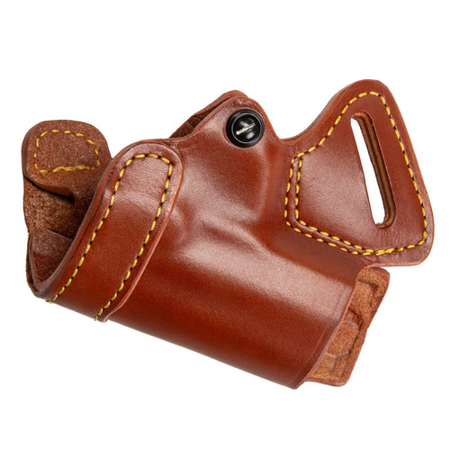 Gould & Goodrich Small of Back Holster, PM45, Left Hand