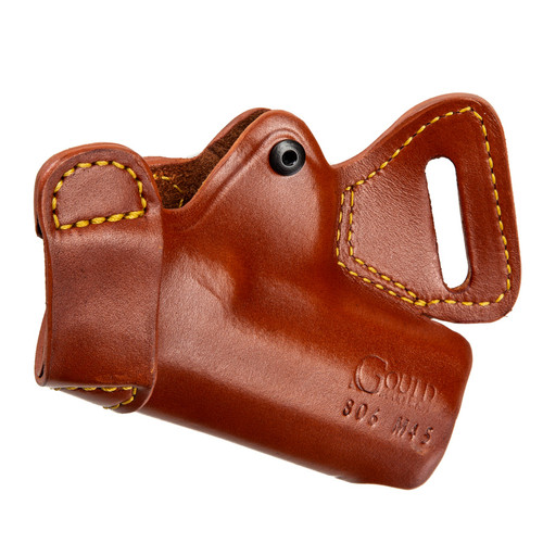 Gould & Goodrich Small of Back Holster, PM45, Right Hand