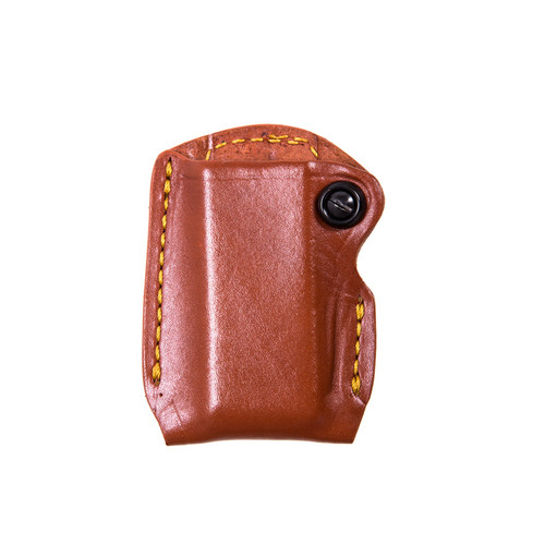 Gould & Goodrich Single Mag Carrier, Brown