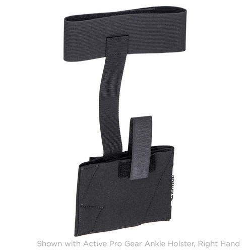 Active Pro Gear Ankle Holster, Left Hand