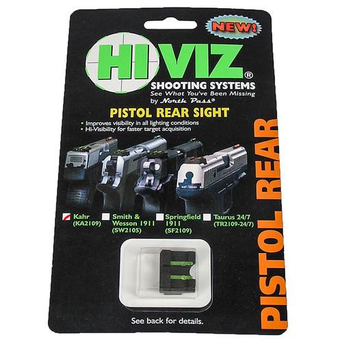 HiViz Green Rear Sight