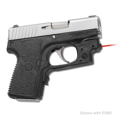 Crimson Trace Laser Sight for All Polymer Frame Kahr Pistols in 380ACP