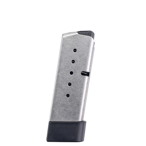 40S&W Magazine with Grip Extension, 6rd, CM40, PM40, MK40
