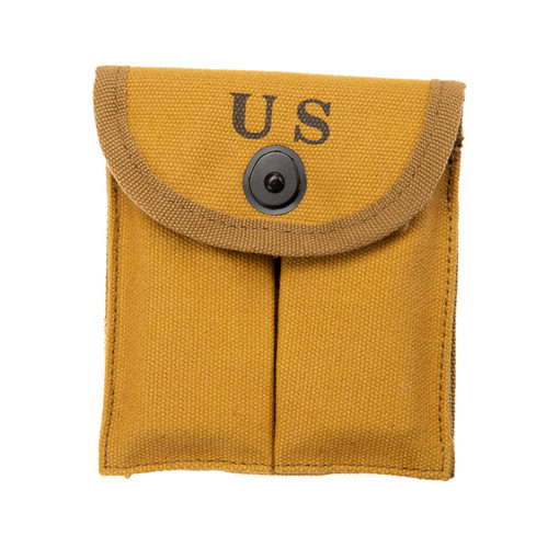M1 Carbine Stock Mag Pouch, Repro New