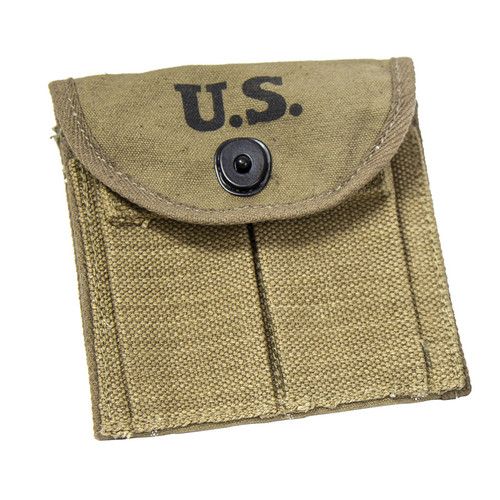 M1 Stock Mag Pouch, 15 Round