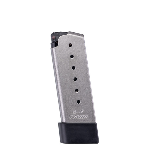 9mm Magazine with Grip Extension, 7rd, CM9, PM9, MK9