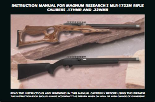 Magnum Lite .22WMR/.17HMR Manual