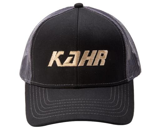 KAHR cap Black Mesh Back (QSCKMB)