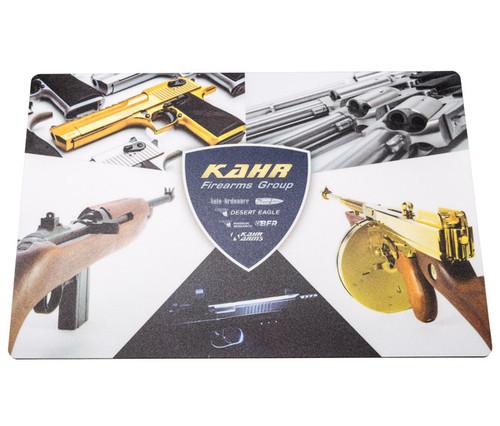 Kahr Firearms Group Counter Mat (QKFGCMAT17)