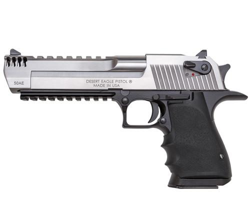 Desert Eagle Pistol, Aluminum Frame, SS Slide/Barrel