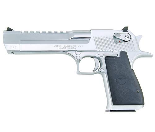 Desert Eagle Pistol, Polished Chrome