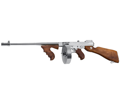 1927A-1, Deluxe Carbine, .45 Cal., Hard Chrome Plated