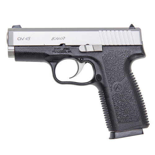 CW45, Matte Stainless Slide