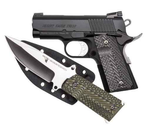 Desert Eagle 1911 U, 9mm, with KNIFE1911 (DE1911U9-K)
