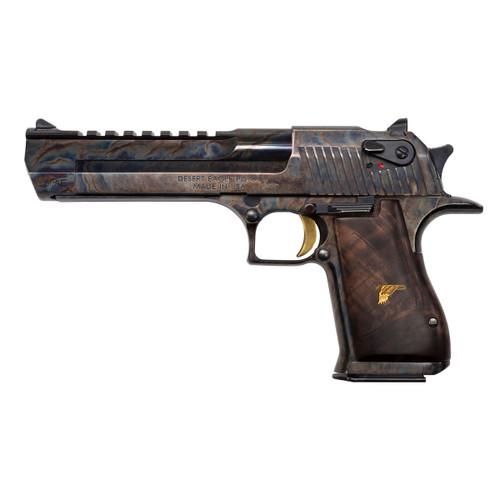 Desert Eagle Pistol, Case Hardened