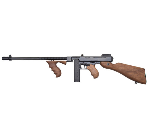 1927A-1C, Lightweight Deluxe, 9mm, Aluminum frame and receiver