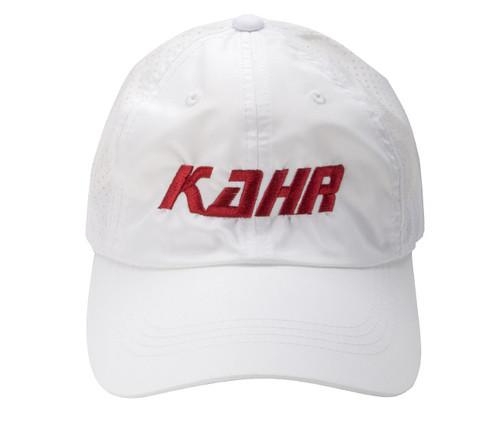KAHR cap Perforated White
