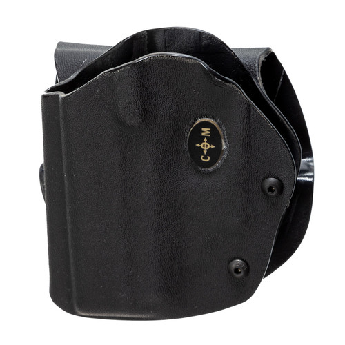 COM Paddle Holster, P9/P40 with Crimson Trace, Left Hand