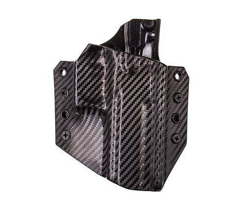 Baby Eagle 3 Kydex Outside Waist Band Holster Steel