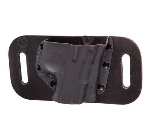 Cross Breed Snap Slide Baby Eagle 3 Steel Frame .45, Black, Right Hand