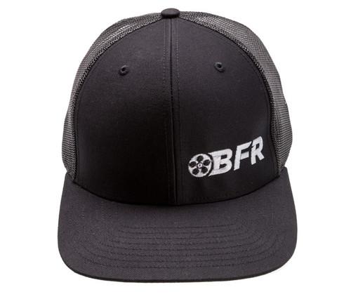 BFR Mesh back Cap, Black