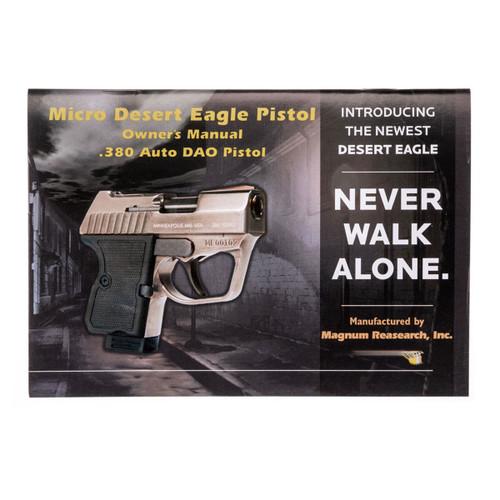Micro Eagle Manual