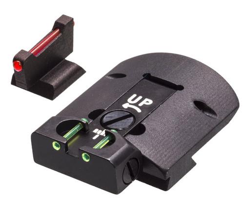 Desert Eagle Adjustable Fiber Optic Sight set for USA made