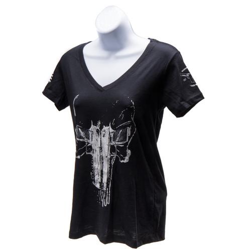Grunt Style Desert Eagle T-Shirt, Lady