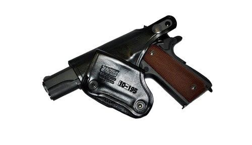 1911 Leather Driving/Crossdraw Holster