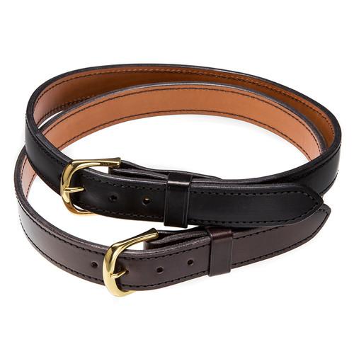Mitch Rosen Leather Gun Belt