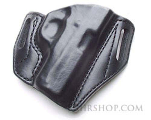K40 Mitch Rosen Belt-Slide Holster Black