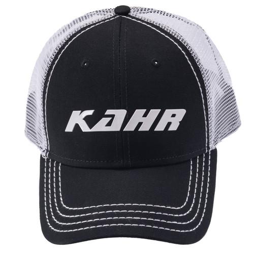Kahr Mesh Back Cap with White Logo