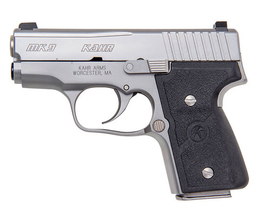 MK9, Matte Stainless Slide w/ Night Sights, CA Approved