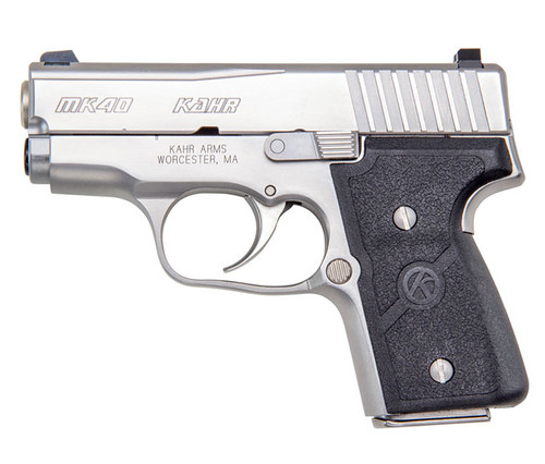 MK40, Elite, Polished Stainless Steel Slide w/ Night Sights, CA Approved