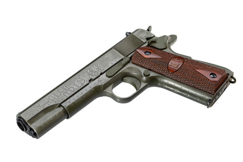 Fly Girls Special Edition WW2 1911,  45Cal , w/ U S  Logo Grip