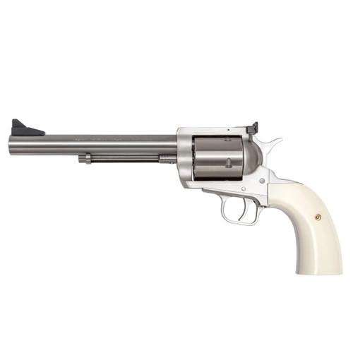 BFR, .480 Ruger/.475 Linebaugh Revolver, Stainless Steel